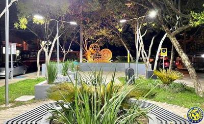 Municipio invita a luqueños a la inauguración del Paseo Humaitá •