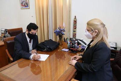CM registra a su quinto postulante a la Corte
