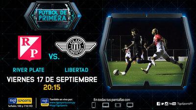 Previa del partido entre River Plate y Libertad