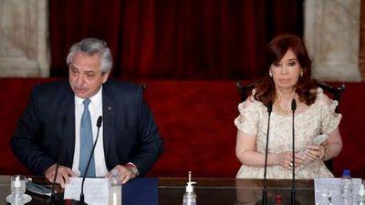 Alberto Fernández: Con presiones, no me van a obligar