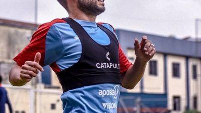 Federico Carrizo, sin diagnóstico definitivo