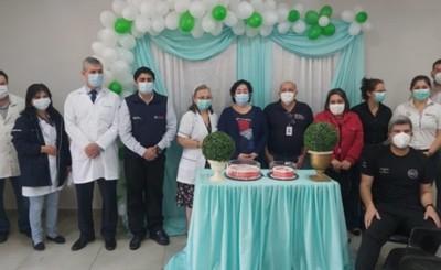 Celebran los 31 años del Hospital Regional de Ciudad del Este