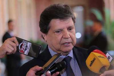 Canciller y ministro de Salud se reunirán con el presidente de la OMS