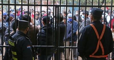 La Nación / Justicia Electoral aprueba manual de procedimiento policial para las municipales