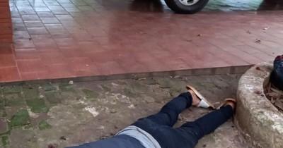 La Nación / Detienen a ladrón tras ingresar a casa de jefe policial de Itapúa