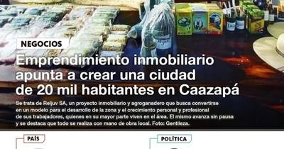 La Nación / LN PM: Las noticias más resaltantes de la siesta del 17 de setiembre