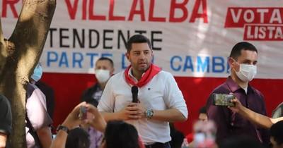 """La Nación / Alliana: """"En nuestro partido no falsificamos facturas ni fabricamos bombas molotov"""""""