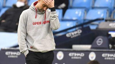 Guardiola no se disculpará con los hinchas del Manchester City