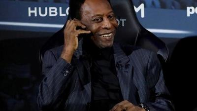 La salud de Pelé empeora y vuelve a terapia intensiva