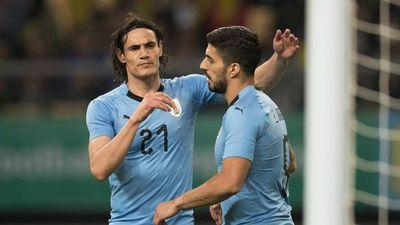 Uruguay: Cavani y Luis Suárez vuelven a lista de reservados
