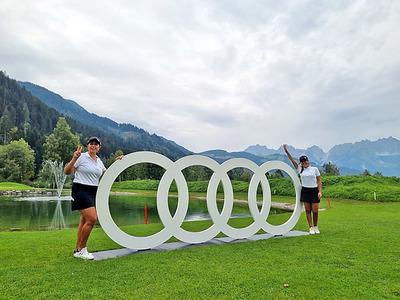 Semidei-Villalba campeonas de final mundial Audi Quattro Cup
