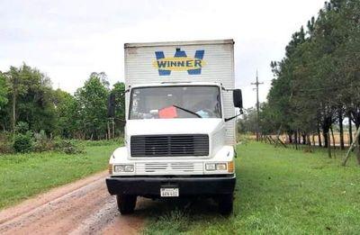 Recuperan camión robado hace 16 años en Alto Paraná