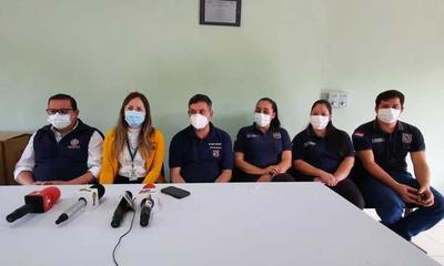 Anunciaron oficialmente la desfusión del IPS y el Hospital de Coronel Oviedo – Prensa 5
