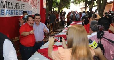"""La Nación / """"Es posible la unidad en nuestro partido, no es una utopía, de nosotros depende"""", dice Alderete"""