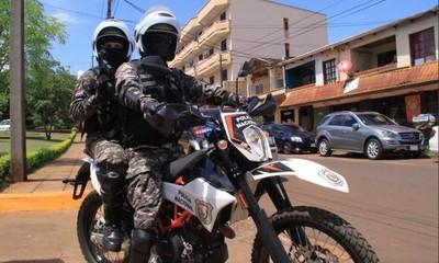 Lince detiene a hombre por violar su arresto domiciliario en Coronel Oviedo