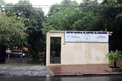 Centro de Adicciones, sin presupuesto ni personal para abordar el problema de las drogas