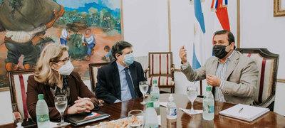 Reapertura del puente San Roque González depende del gobierno argentino