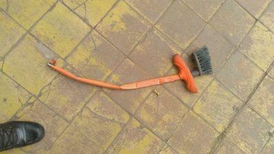 Ola de inseguridad: Hasta palos de escoba usan como armas para asaltar