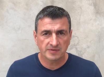"""Szarán afirma estar """"limpio"""" y no renunciará a candidatura"""