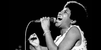 Aretha Franklin encabeza lista de mejores canciones de todos los tiempos