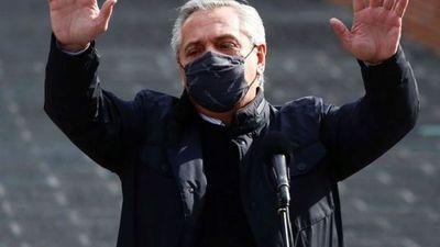 Alberto Fernández rechaza renuncias en su gabinete