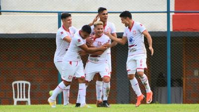 General Caballero JLM llega a la máxima categoría del fútbol paraguayo