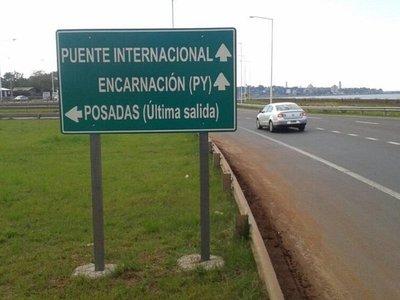 En Posadas también esperan una pronta reapertura fronteriza