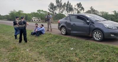 La Nación / Aclaran que detenido en operativo antidroga no es asistente fiscal