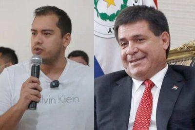 """Cartes es el """"cáncer"""" del país, dice Prieto y convoca a manifestación"""