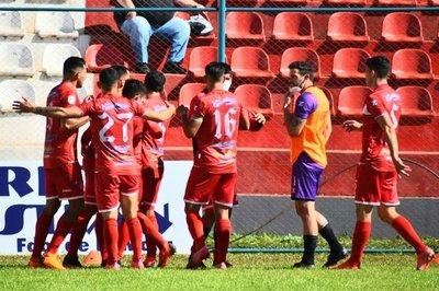 General Caballero de JLM es oficialmente equipo de Primera División