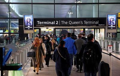Reino Unido: viajeros vacunados ya no deberán presentar test de Covid