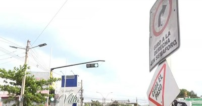 La Nación / Proponen eliminar giros a la derecha sin semáforo para evitar conflictos entre conductores