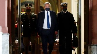 Argentina: Renuncia portavoz de Alberto Fernández