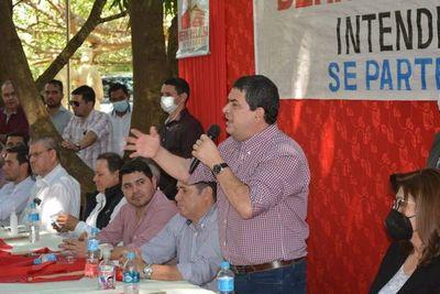 Proselitismo siendo presidente: Hugo Velázquez habla de gran victoria en próximas elecciones