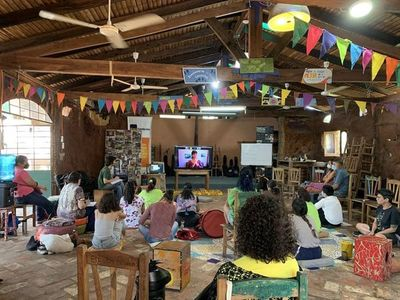 """Cierre de los """"Intercambios de Saberes para la Gestión Cultural Comunitaria"""""""