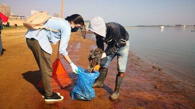 Jóvenes juntarán basuras en la bahía de Asu por Día Mundial de Limpieza