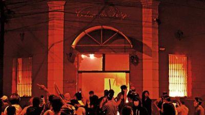 Fiscalía pide juicio oral para imputados por quema de la ANR
