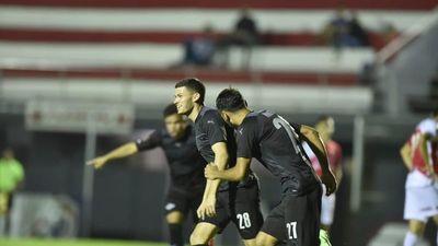 Libertad se repone y vuelve al triunfo ante River Plate