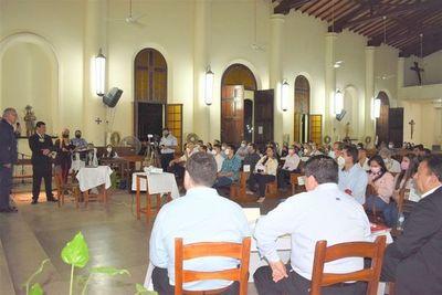 Monseñor Ocampo insta a elegir al mejor candidato para la intendencia de Carapeguá