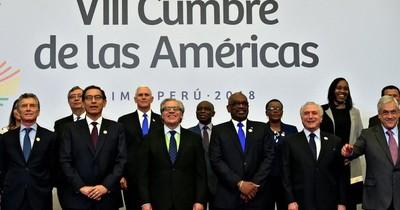 La Nación / La IX Cumbre de las Américas, en EEUU