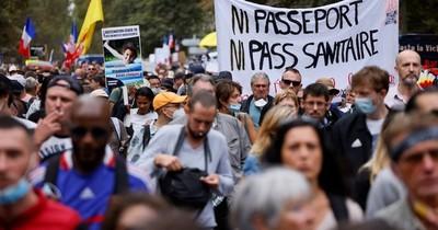 La Nación / Francia supera umbral de 50 millones de vacunados