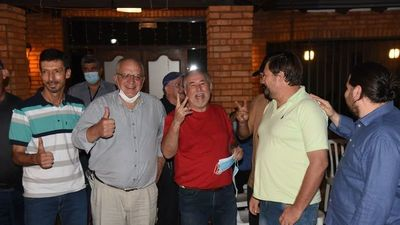 Colorados luqueños disidentes reiteran  rechazo al clan OGD