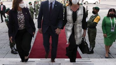 Abdo llegó a México y hoy ratifica apoyo a continuidad de OEA