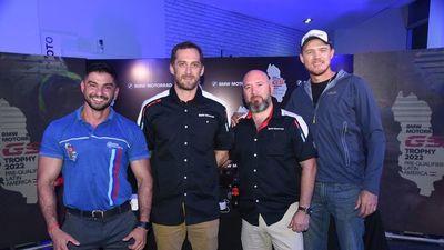 Detalles del clasificatorio GS Trophy de BMW Motorrad