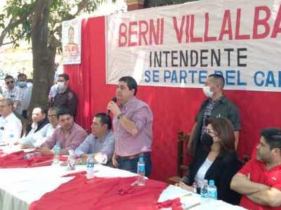 Colorados aseguran que ganarán municipales en Concepción y en varios distritos