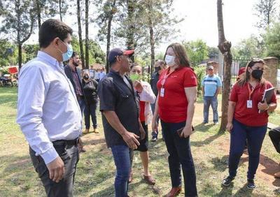 Colonia Mariscal López de Yhú camina a su ansiada regularización luego de 38 años – Prensa 5