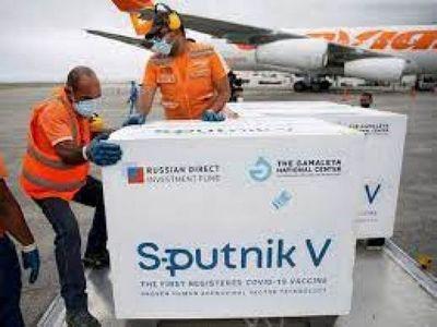 Salud aguarda arribo de Sputnik-V para completar segundas dosis