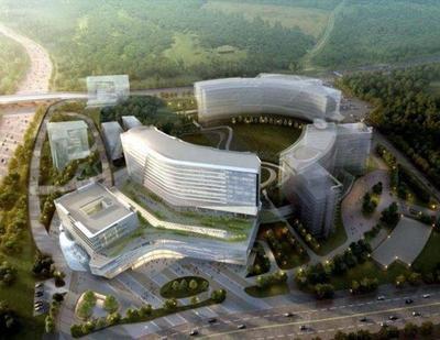 El BID firmó carta mandato para financiar superhospital – Prensa 5
