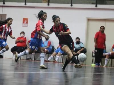 Definidas las semifinales del Futsal Femenino