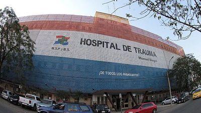 Hospital de Trauma con camas de Terapia al tope por accidentados